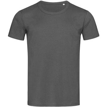 textil Herre T-shirts m. korte ærmer Stedman Stars Stars Slate Grey
