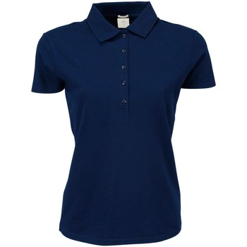 textil Dame Polo-t-shirts m. korte ærmer Tee Jays TJ145 Navy Blue