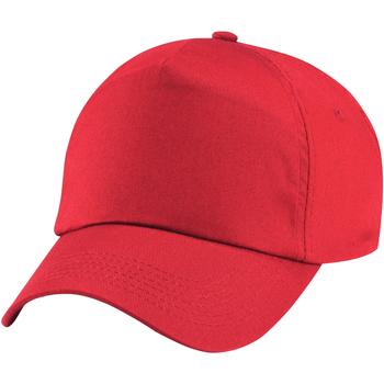 Accessories Pige Kasketter Beechfield B10B Bright Red