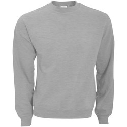 textil Herre Sweatshirts B And C WUI20 Heather Grey