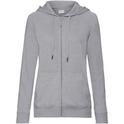 textil Dame Sweatshirts Russell R284F Silver Marl