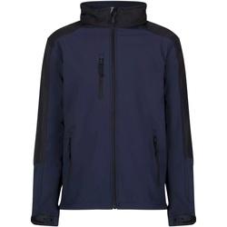 textil Herre Jakker Regatta TRA654 Navy Blue