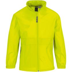 textil Børn Jakker B And C Sirocco Ultra Yellow