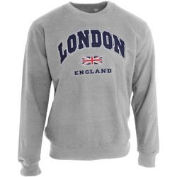 textil Sweatshirts Universal Textiles  Sport Grey