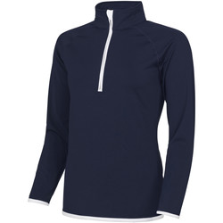 textil Dame Sweatshirts Awdis JC036 French Navy/ Arctic White