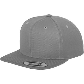Accessories Kasketter Yupoong FF6089M Heather Grey