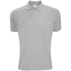textil Herre Polo-t-shirts m. korte ærmer Sg Polycotton Light Oxford
