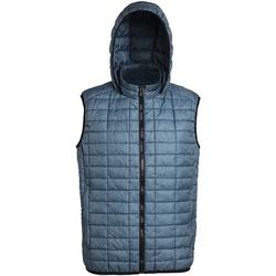 textil Herre Veste / Cardigans 2786 Honeycomb Steel