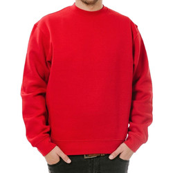 textil Herre Sweatshirts Casual Classics  Red