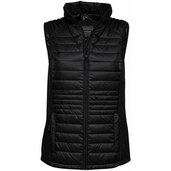 textil Herre Veste / Cardigans Tee Jays TJ9625 Jet Black/Black