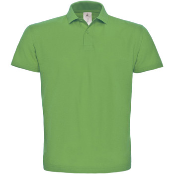 textil Dame Polo-t-shirts m. korte ærmer B And C PUI10 Real Green
