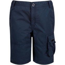 textil Børn Shorts Regatta Shorewalk Navy