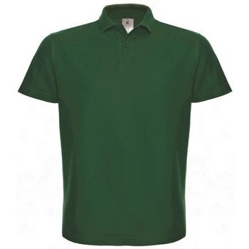 textil Dame Polo-t-shirts m. korte ærmer B And C PUI10 Bottle Green