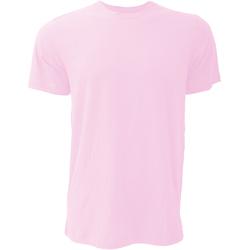 textil Herre T-shirts m. korte ærmer Bella + Canvas CA3001 Soft Pink