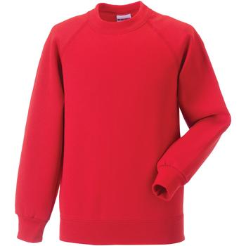 textil Børn Sweatshirts Jerzees Schoolgear 7620B Bright Red