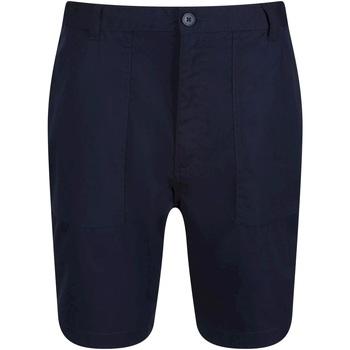 textil Herre Shorts Regatta TRJ332 Navy Blue