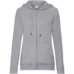 textil Dame Sweatshirts Russell J284F Silver Marl