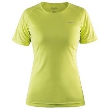 textil Dame T-shirts m. korte ærmer Craft CT86F Flumino