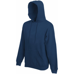 textil Herre Sweatshirts Fruit Of The Loom 62208 Navy