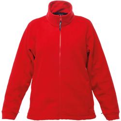 textil Dame Fleecetrøjer Regatta TRF541 Classic Red