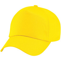 Accessories Kasketter Beechfield B10 Yellow