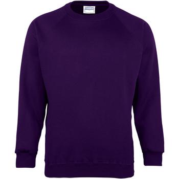 textil Børn Sweatshirts Maddins  Purple
