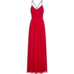 textil Dame Lange kjoler Girls On Film  Red
