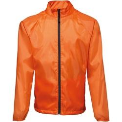textil Herre Vindjakker 2786 TS011 Orange/ Black