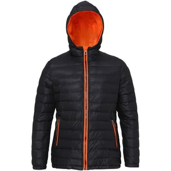 textil Dame Dynejakker 2786 TS16F Black/Orange