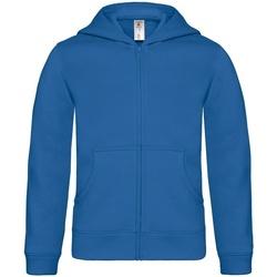 textil Børn Sweatshirts B And C B421B Royal Blue