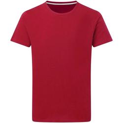textil Herre T-shirts m. korte ærmer Sg Perfect Red
