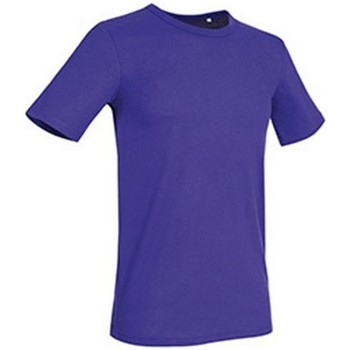 textil Herre T-shirts m. korte ærmer Stedman Stars Morgan Deep Lilac