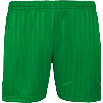 textil Børn Shorts Maddins MD15B Kelly Green