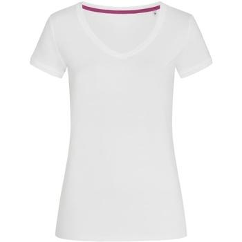 textil Dame T-shirts m. korte ærmer Stedman Stars Megan White