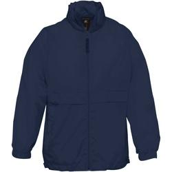 textil Børn Jakker B And C Sirocco Navy Blue