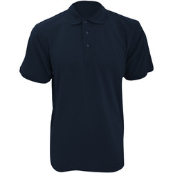 textil Herre Polo-t-shirts m. korte ærmer Kustom Kit KK400 Navy Blue