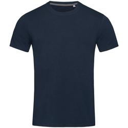 textil Herre T-shirts m. korte ærmer Stedman Stars  Marina Blue