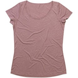 textil Dame T-shirts m. korte ærmer Stedman Stars  Vintage Rose
