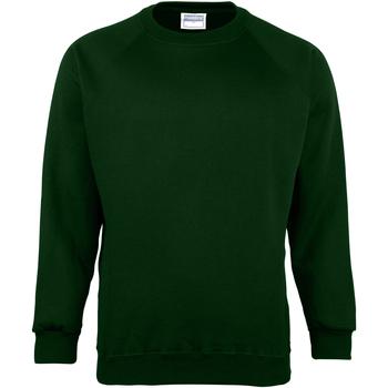 textil Herre Sweatshirts Maddins MD01M Bottle Green