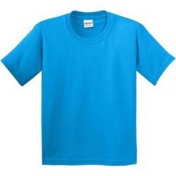 textil Børn T-shirts m. korte ærmer Gildan 5000B Saphire