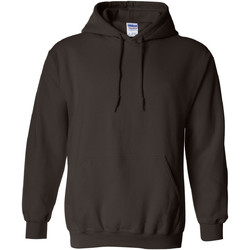 textil Sweatshirts Gildan 18500 Dark Chocolate