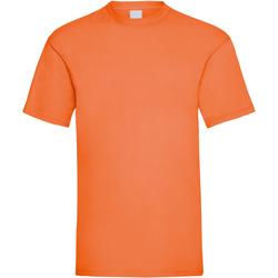 textil Herre T-shirts m. korte ærmer Universal Textiles 61036 Bright Orange