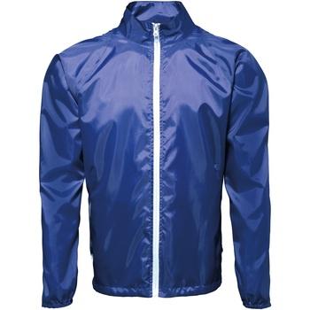 textil Herre Vindjakker 2786 TS011 Royal/ White