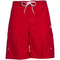 textil Herre Badebukser / Badeshorts Trespass Crucifer Red