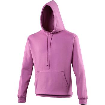 textil Sweatshirts Awdis College Pinky Purple
