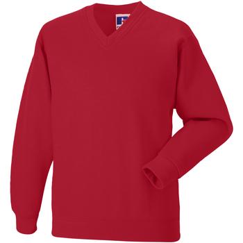 textil Børn Sweatshirts Jerzees Schoolgear 272B Bright Red