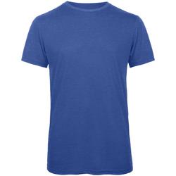 textil Herre T-shirts m. korte ærmer B And C TM055 Heather Royal