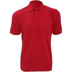 textil Herre Polo-t-shirts m. korte ærmer Russell Ripple Bright Red