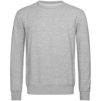 textil Herre Sweatshirts Stedman Active Heather Grey