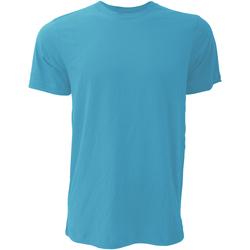 textil Herre T-shirts m. korte ærmer Bella + Canvas CA3001 Heather Aqua